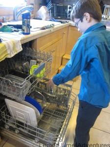 Homeschool Chores