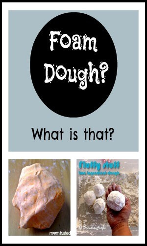What is Foam Dough