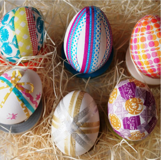 10 Unique Dye-Free Easter Egg Ideas