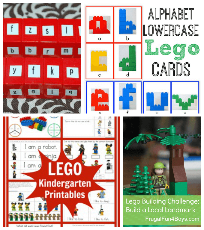 Lego Lessons: Language and Social Studies