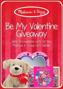 Melissa and Doug Valentines Day Bundle Giveaway