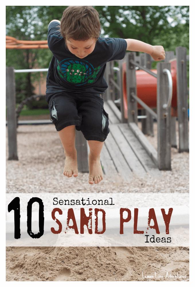 Sensational Sand Play