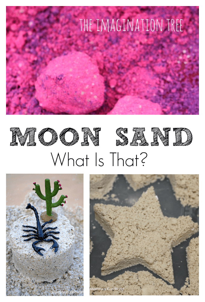 What is Moon Sand