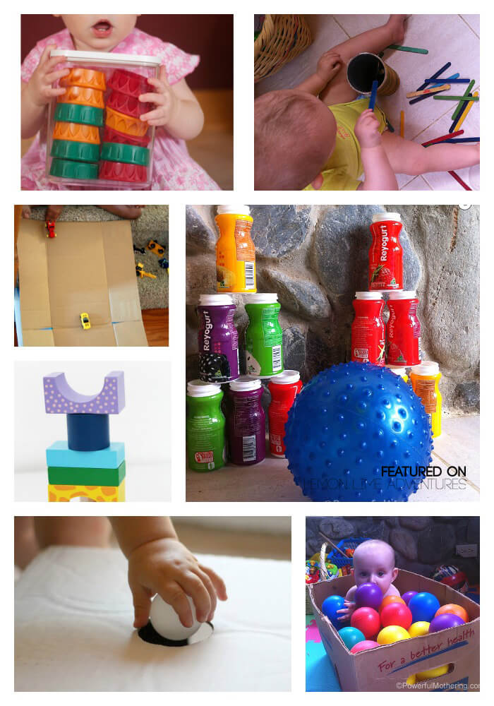 Fun and Games ideas for baby.