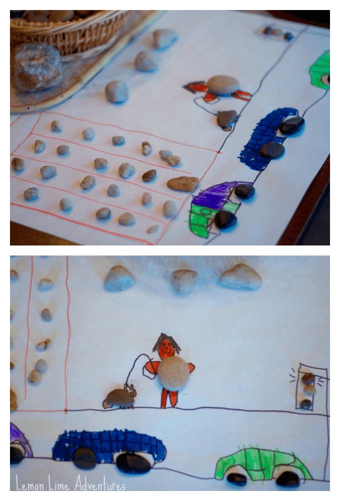 Rock Doodles Fostering Creativity