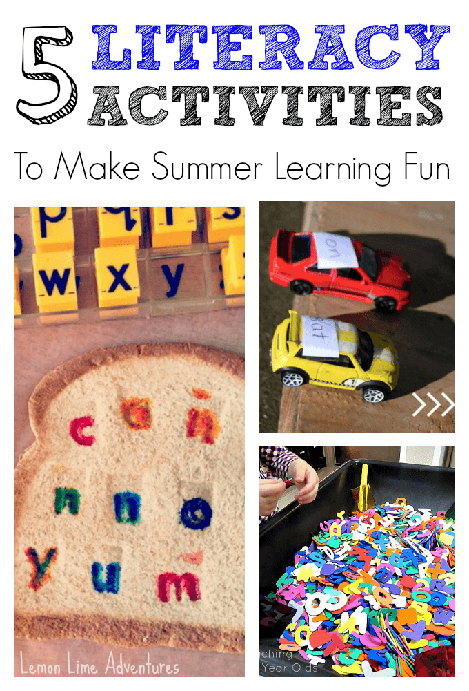 summer-literacy-activity Very Fun Ways To Math on illustration learning, worksheets 1st grade, games online for kids, clip art, activities elementary, cartoon for kids, ways teach kids, ways practice, games for kids free,
