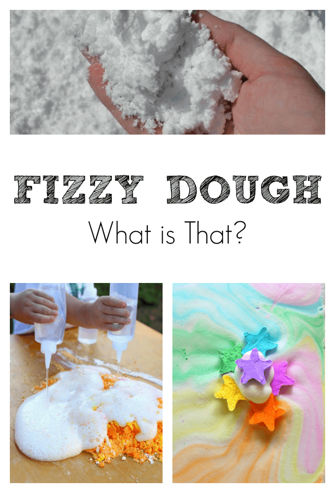 What is Fizzy Dough