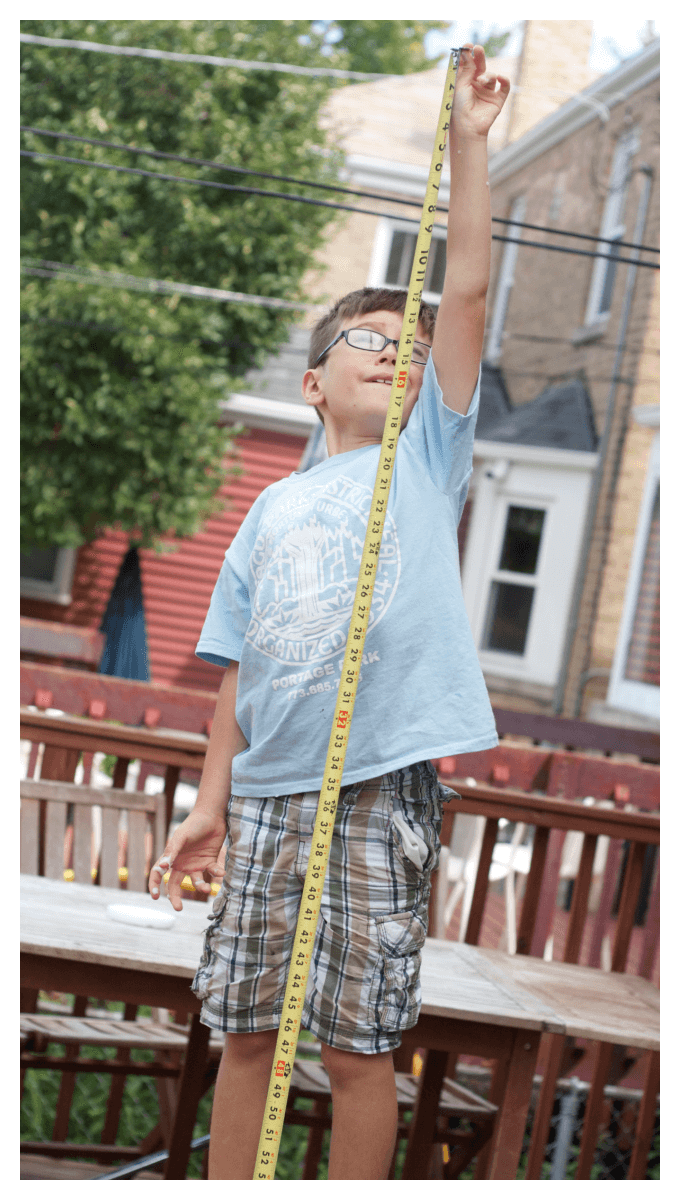 Measuring Slime