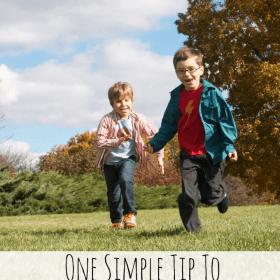 Simple Stop Yelling Tip