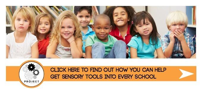 Donate Sensory Tools