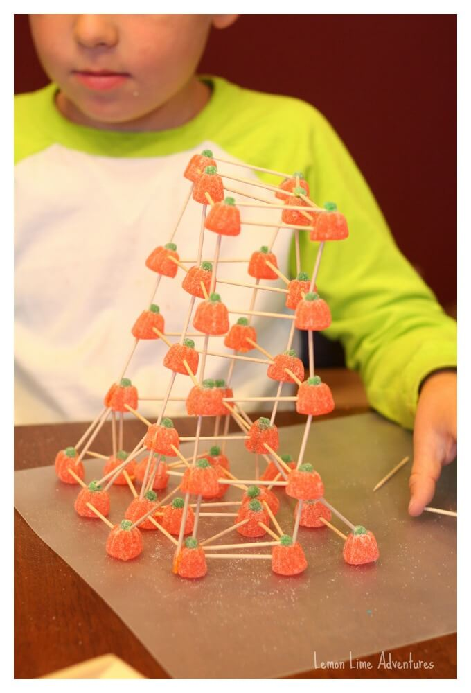 Tower Building Activity