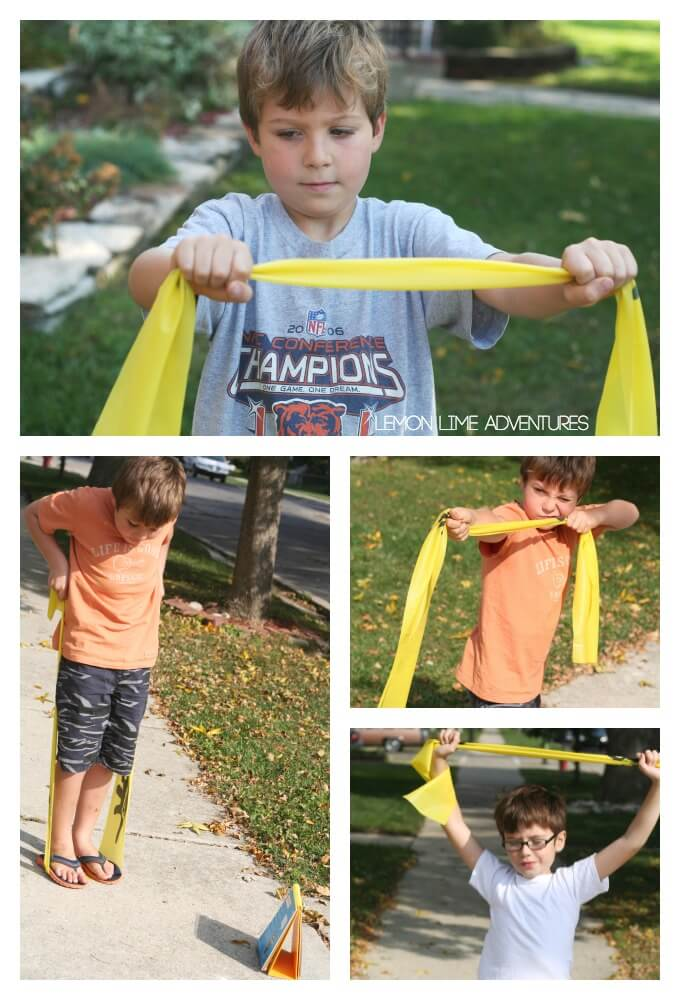 Simple Exercises for Active Kids