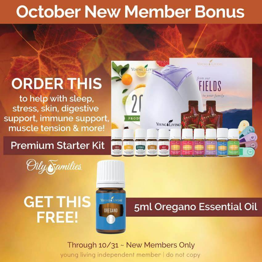 young living sale