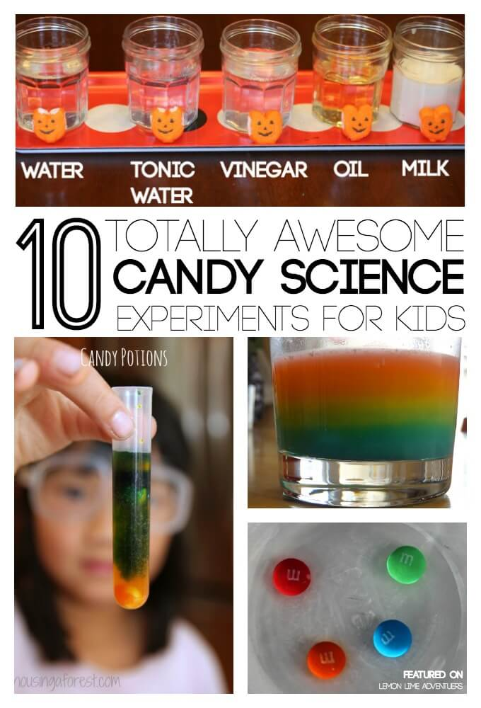 science fair projects with candy Snap find out if cold temperatures can affect how easily candy bars break in half.