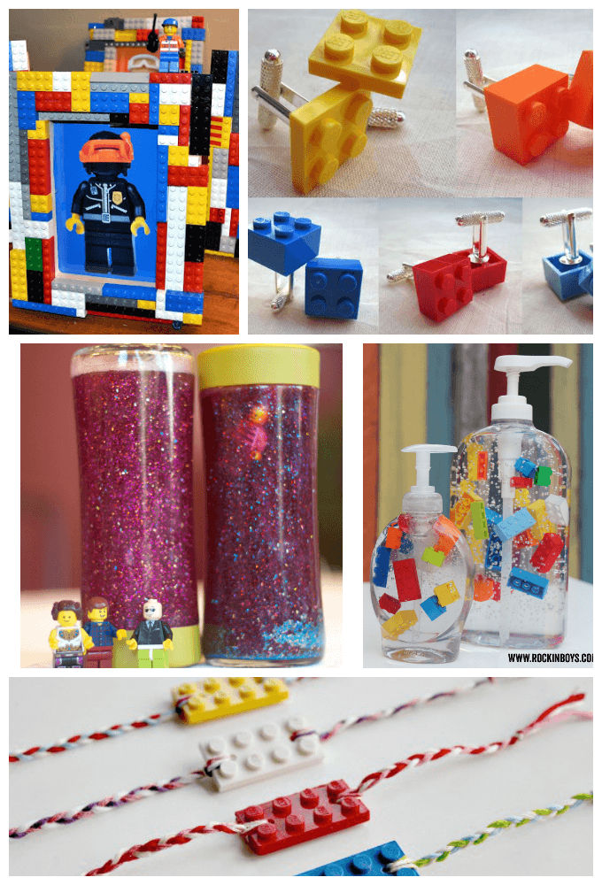 Awesome Lego Gifts Kids Can Make