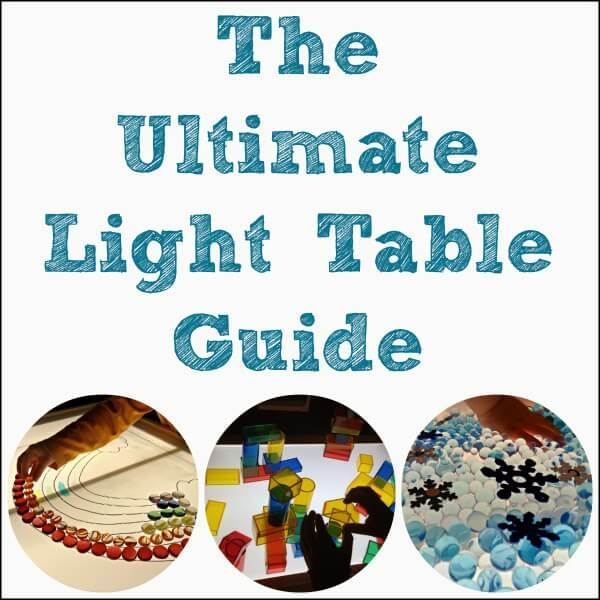 ultimate light table guide