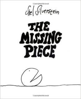 The mIssing Piece by Shel Silverstein Activity