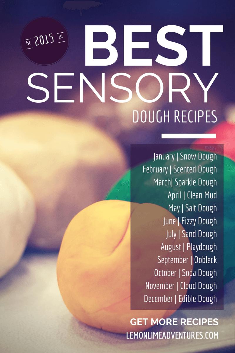 BEST Sensory Dough Recipes