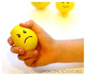Lego Calming Stress Balls