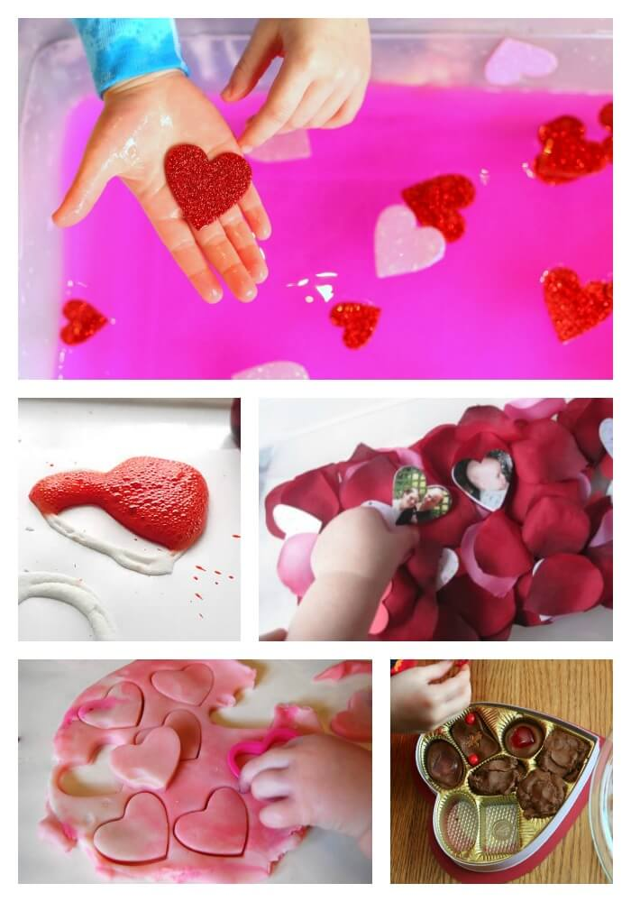 Top 10 valentines day ideas for toddlers for Valentines day toddler crafts