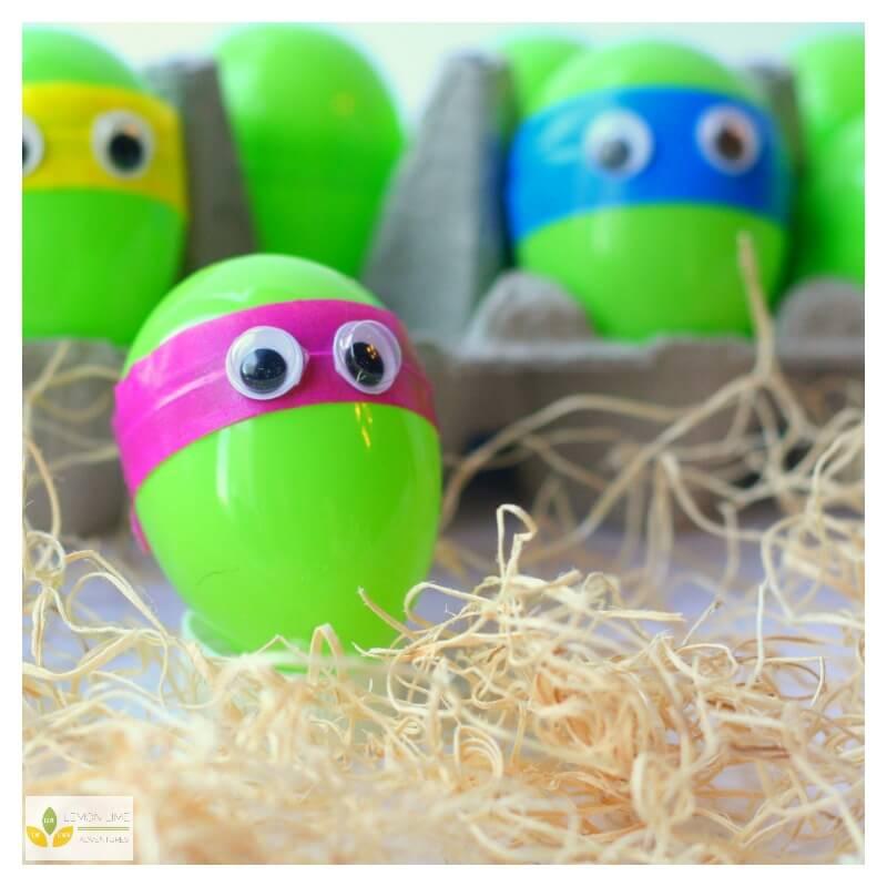 TMNT Easter Eggs