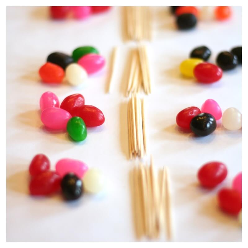Building with Jelly Beans