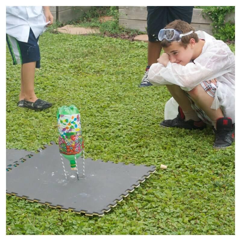 How to Make DIY Rocket for Kids