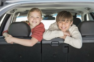Why My Tween Still Sits in the Back Seat {In a Booster Seat}
