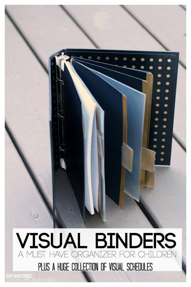 What is a Visual Binder