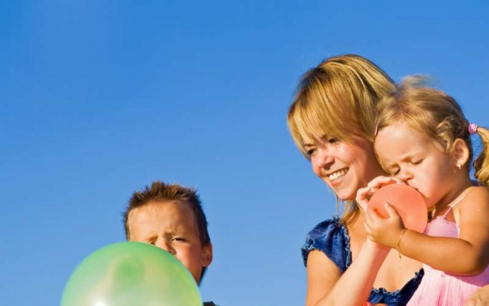 20 Ways to Spend Quality Time With Kids