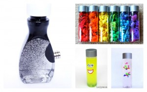 30+ Totally Awesome Sensory Bottles for Kids
