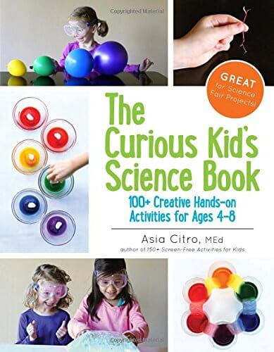 Curious Kids' Science Book