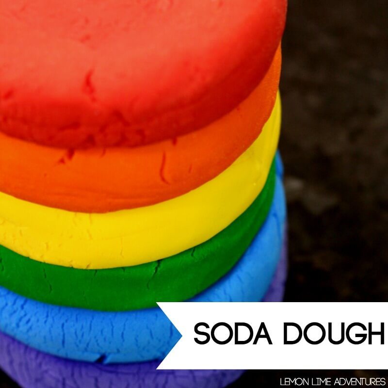 Soda Dough