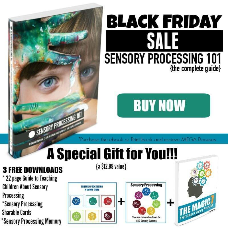 Black Friday Sensory Processing 101