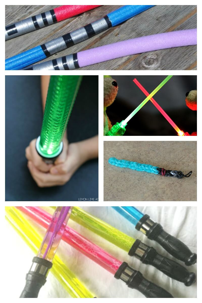 Simple Lightsabers