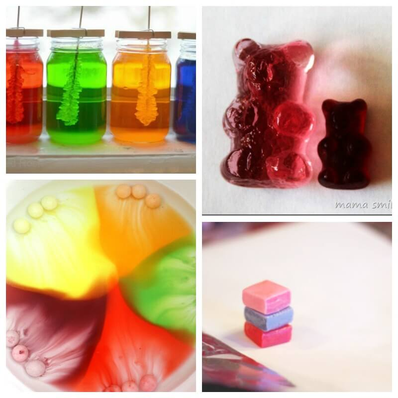 Fun Candy Science Experiments for Kids