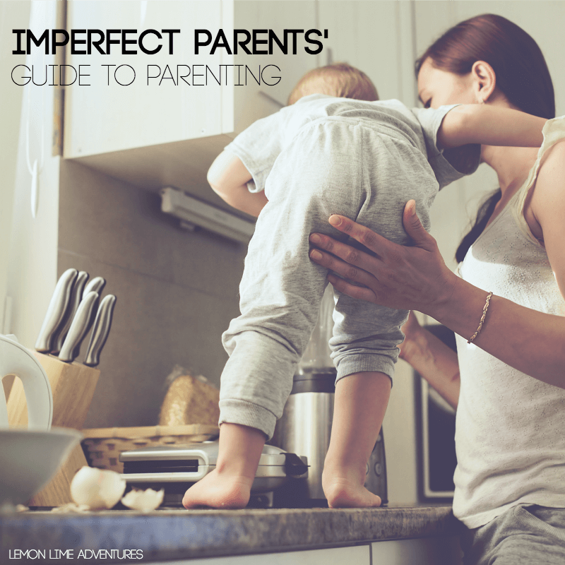 Imperfect Parenting Guide for Parents
