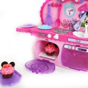 Mini Minnie Mouse Cupcakes