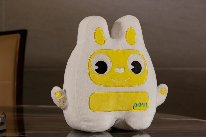 Povi Emotional Intelligence Toy and App