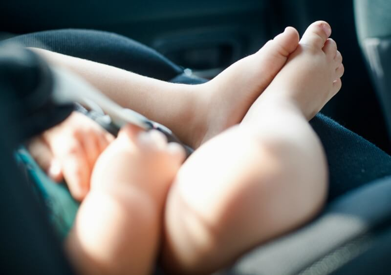 5 Must Have Items for Road Trips with Babies
