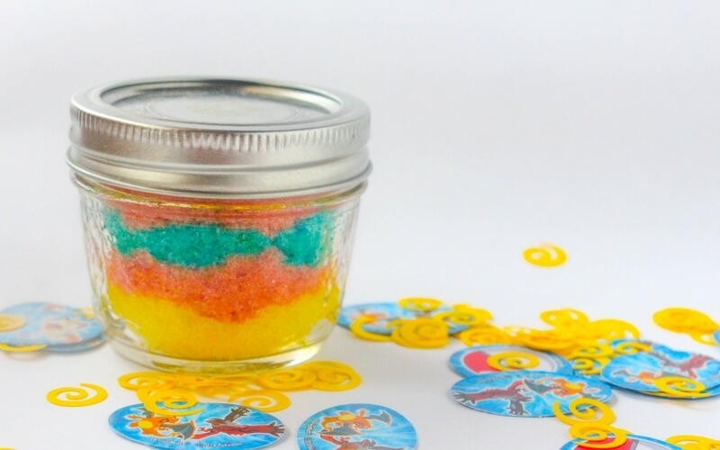 Calming Charizard Pokemon Sugar Scrub