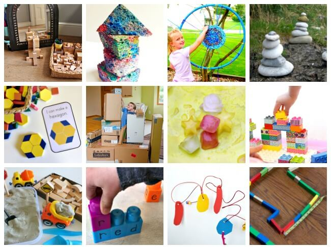 30+ Totally Awesome Building Projects for Kids