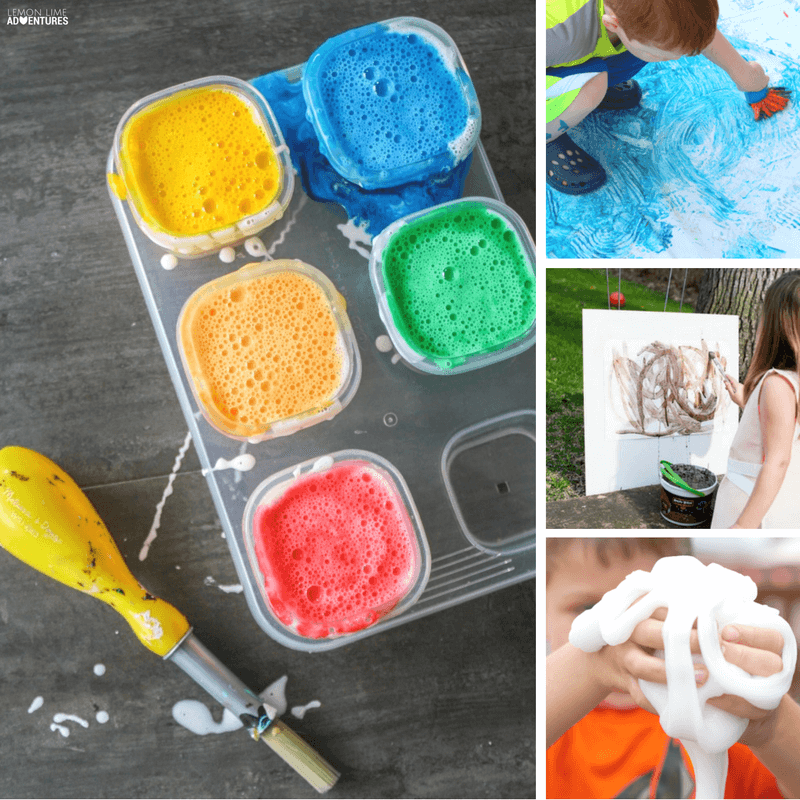 Messy Activities for Kids