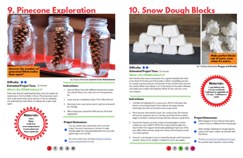 Christmas Science Experiments for Kids