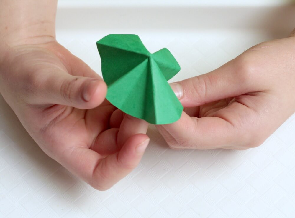 Adorable 3D Paper Christmas Tree STEM Building Challenge