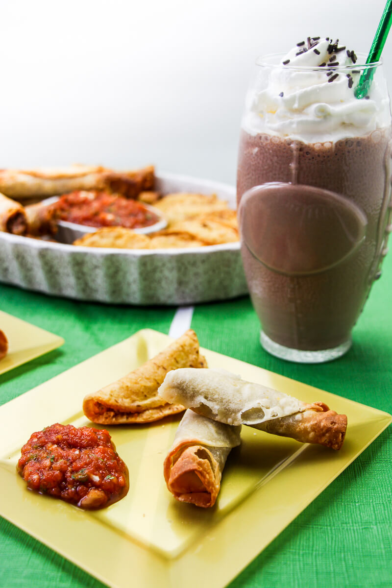 Big Game Party Recipes for Kids