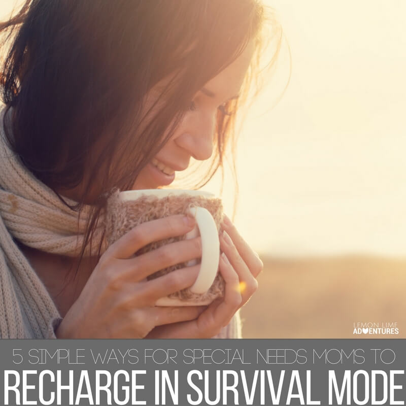 How to Recharge in Survival mode