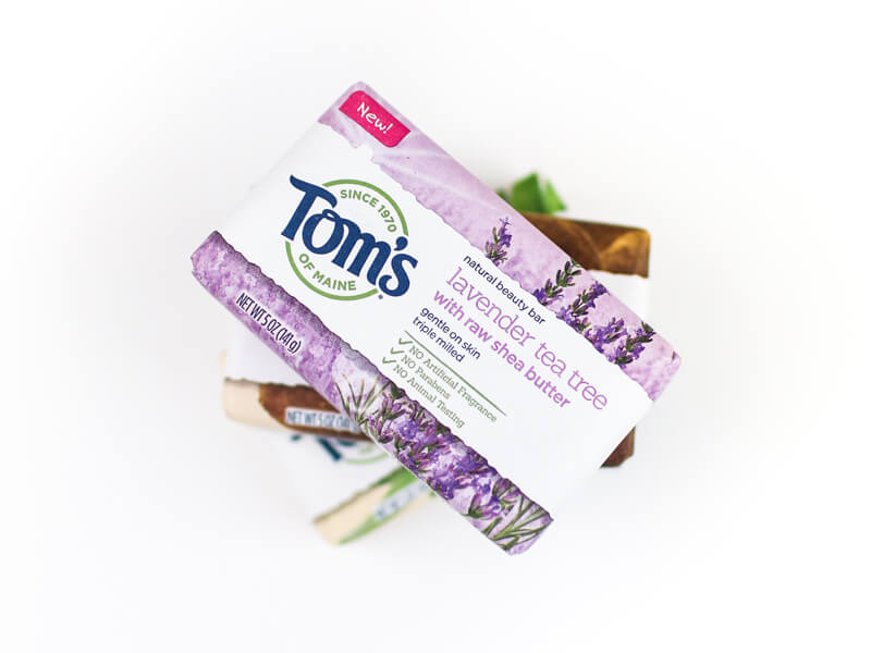 Toms of Main Natural Soaps