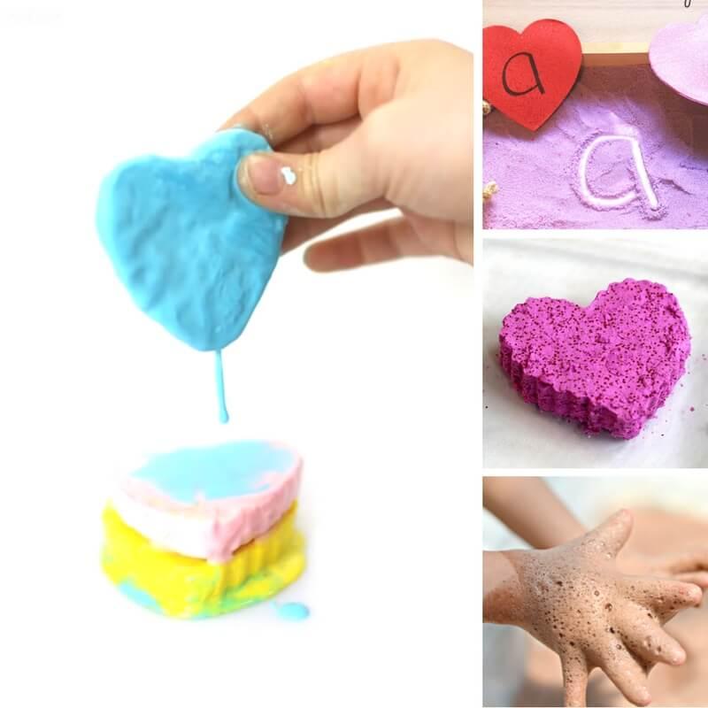 Valentines Day Sensory Activities