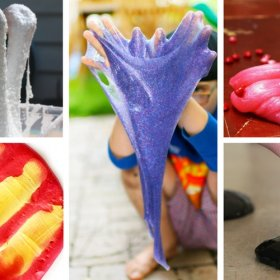 What you need to make awesome slime